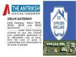 delhi gateway