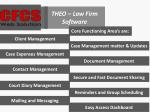 theo law firm software