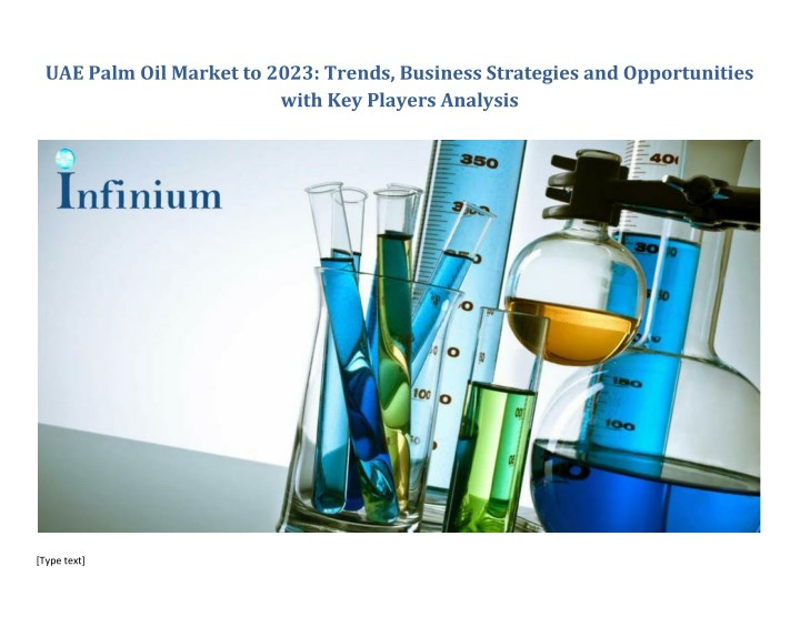 uae palm oil market to 2023 trends business n.