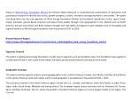 study on wind energy foundation market