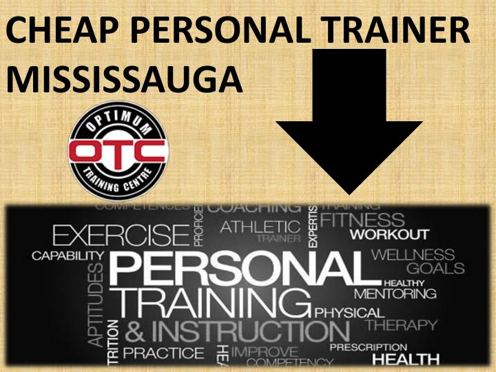cheap personal trainer mississauga n.