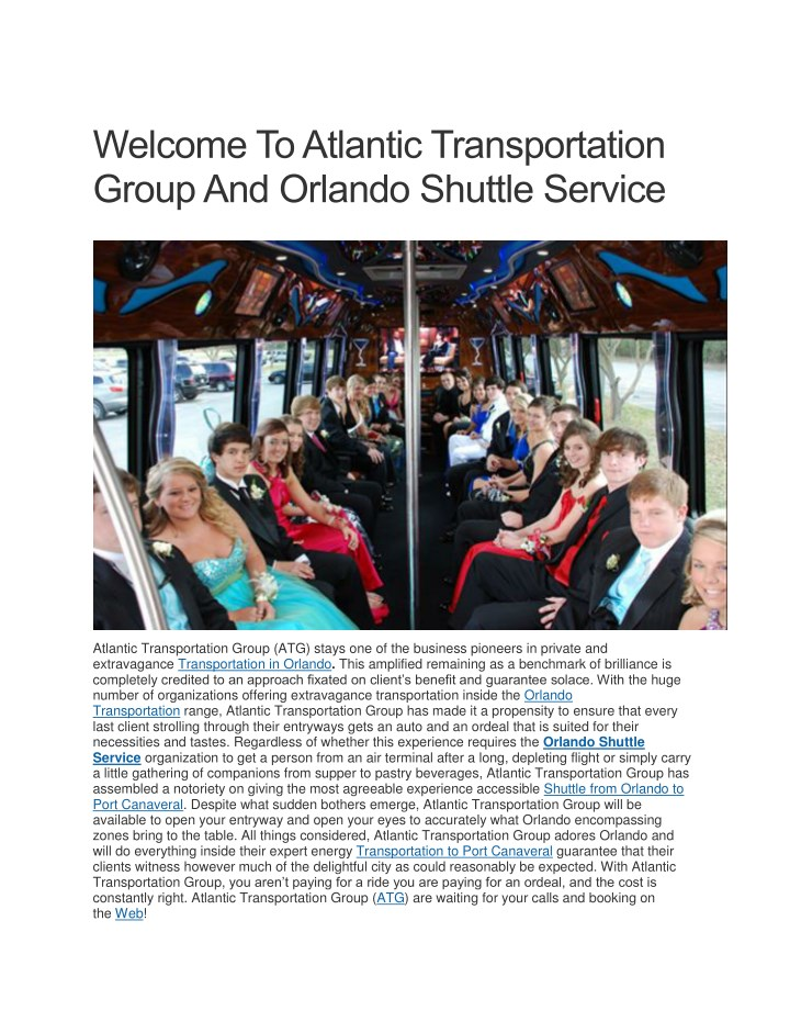 welcome to atlantic transportation group n.