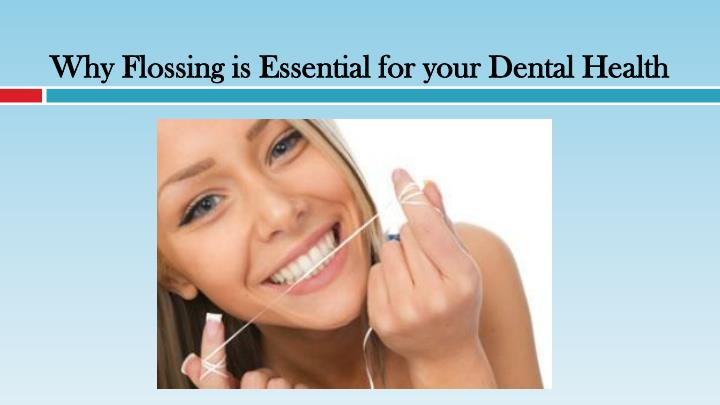 why flossing is essential for your dental health n.