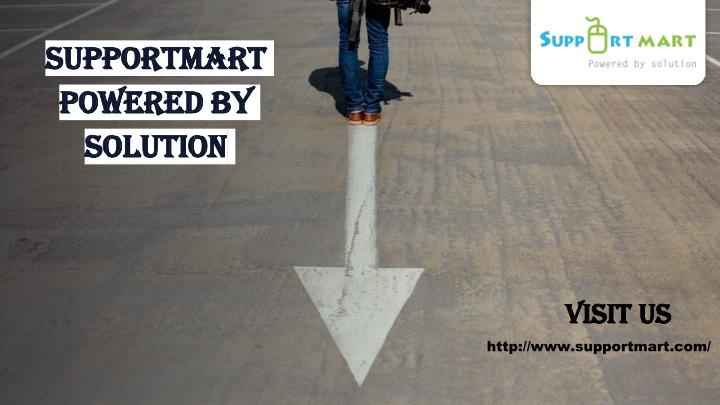 supportmart powered by solution n.