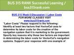 bus 315 rank successful learning bus315rank com 13