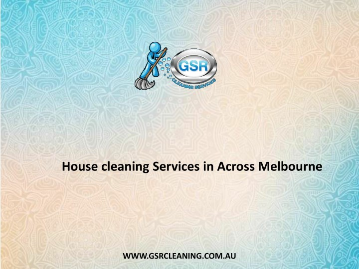 house cleaning services in across melbourne n.
