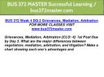 bus 372 master successful learning bus372master 14