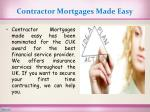 contractor mortgages made easy 3