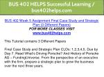 bus 402 helps successful learning bus402helps com 11