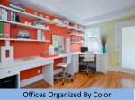 offices organized by color