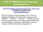 bus 475 nerd successful learning bus475nerd com 2