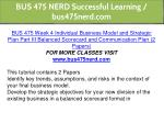 bus 475 nerd successful learning bus475nerd com 21
