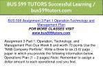 bus 599 tutors successful learning bus599tutors 3