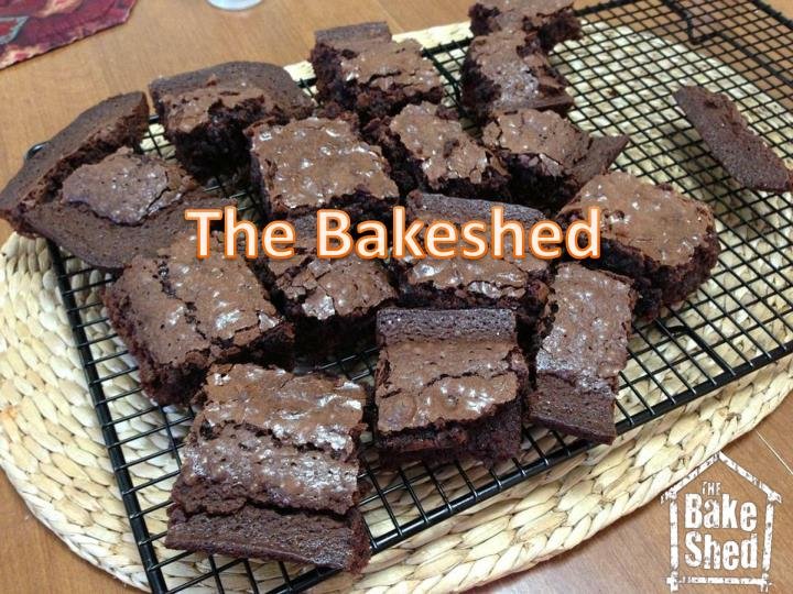 the bakeshed n.