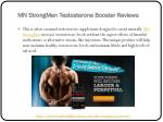 mn strongmen testosterone booster reviews