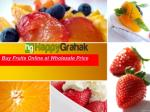 buy fruits online at wholesale price