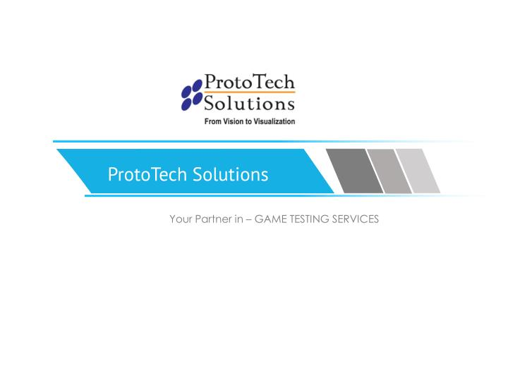 prototech solutions n.