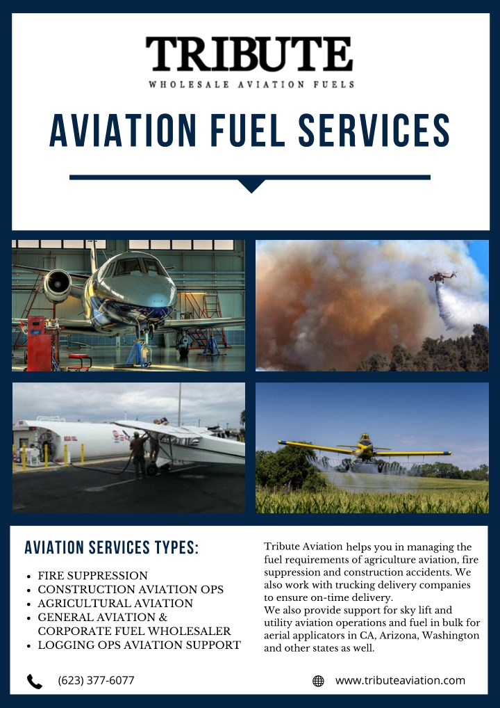 aviation fuel services n.