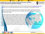 global aloe vera juice market outlook 2016 2024 4