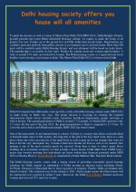 delhi housing society offers you house will