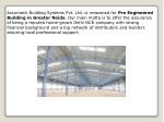 accumech building systems pvt ltd is renowned