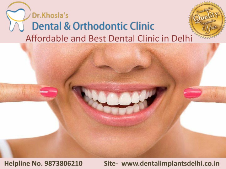 affordable and best dental clinic in delhi n.