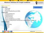 bitumen solutions for tough conditions 1