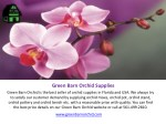 green barn orchid supplies