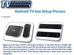 android tv box setup process