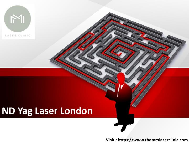 nd yag laser london n.