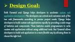 design goal