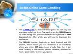 scr888 online game gambling