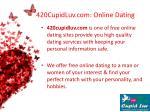 420cupidluv com online dating