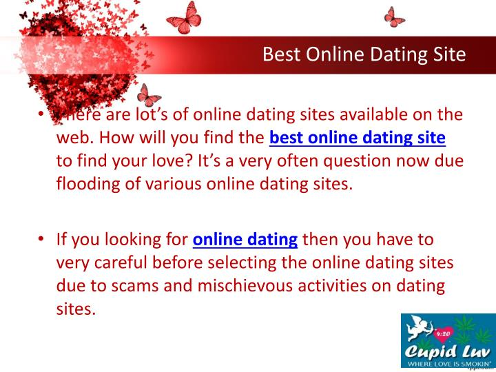 presentation dating site