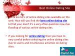 best online dating site 1