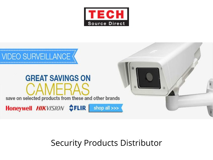 security products distributor n.