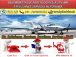 unforgettable and touchable sky air ambulance