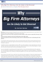 why big firm attorneys are so likely