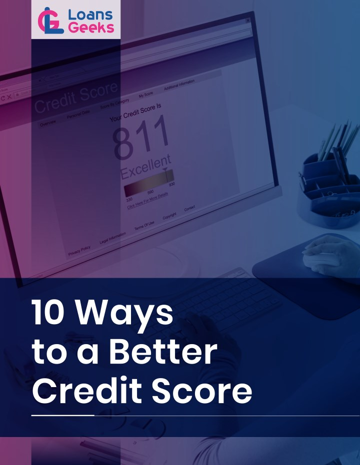 10 ways to a better credit score n.