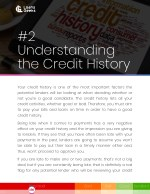 2 understanding the credit history