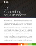 7 controlling your balances