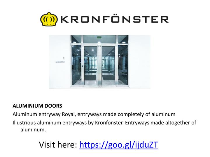 aluminium doors aluminum entryway royal entryways n.