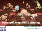 2d 3d medical animation interactive design 2