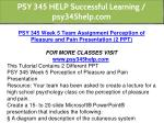 psy 345 help successful learning psy345help com 10