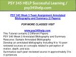 psy 345 help successful learning psy345help com 6