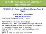 psy 345 help successful learning psy345help com 9