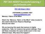 psy 360 assist successful learning psy360assist 17