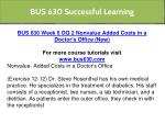bus 630 successful learning 18