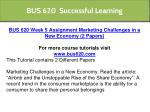bus 620 successful learning 14