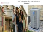 air conditioning repair naples florida